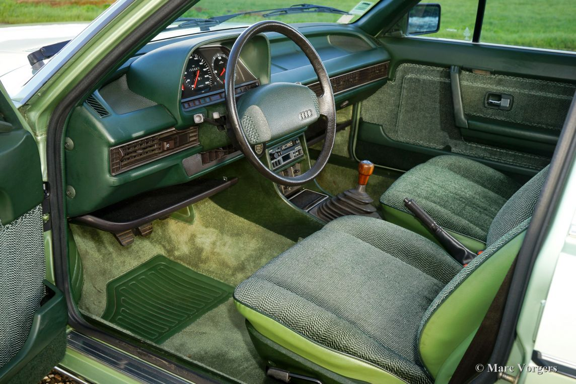 Audi Service Prices >> Audi 100 CD 5E, 1980 - Welcome to ClassiCarGarage