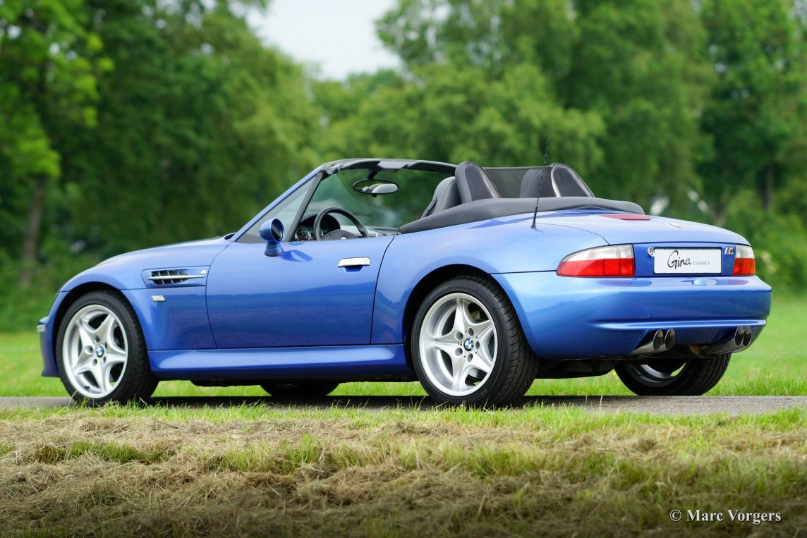 Bmw Z3 M Roadster 1998 Welcome To Classicargarage