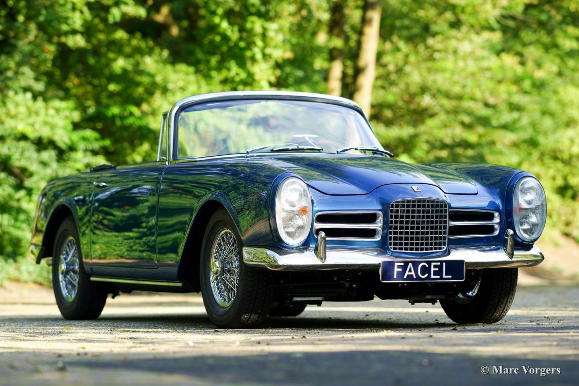 Facel Vega Facel 6 Cabriolet 1964 Restoration Welcome