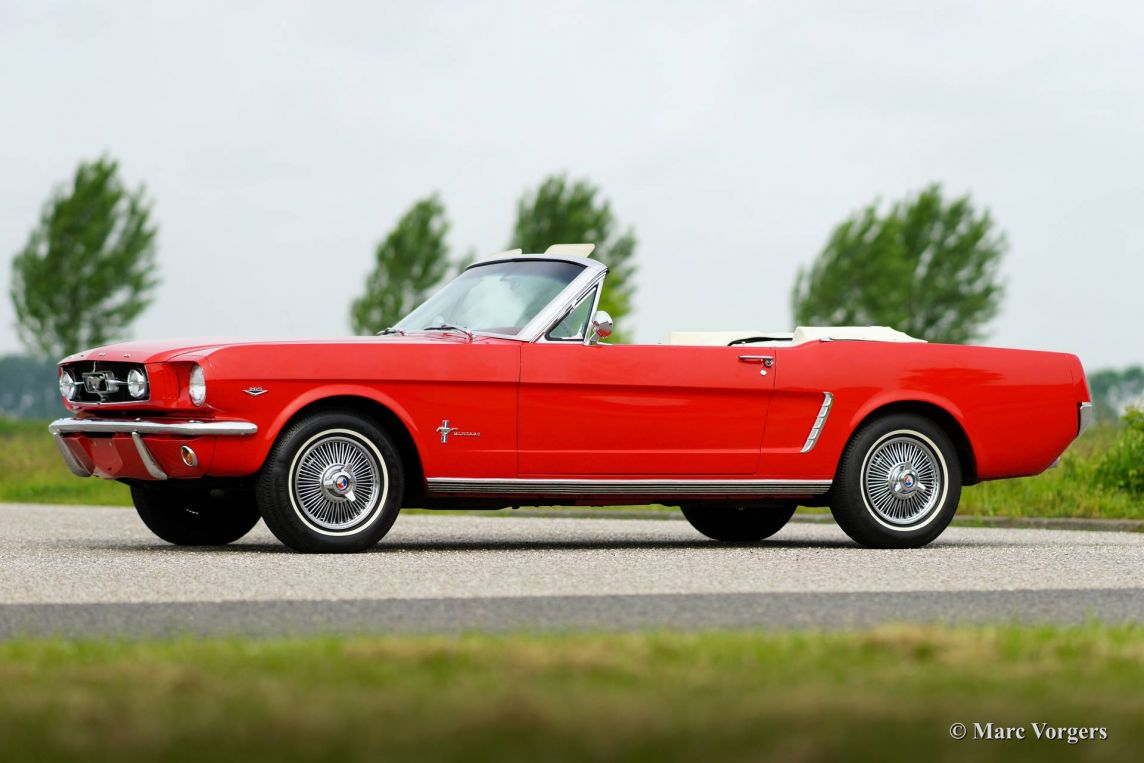 ford mustang convertible 1965 welcome to classicargarage. Black Bedroom Furniture Sets. Home Design Ideas