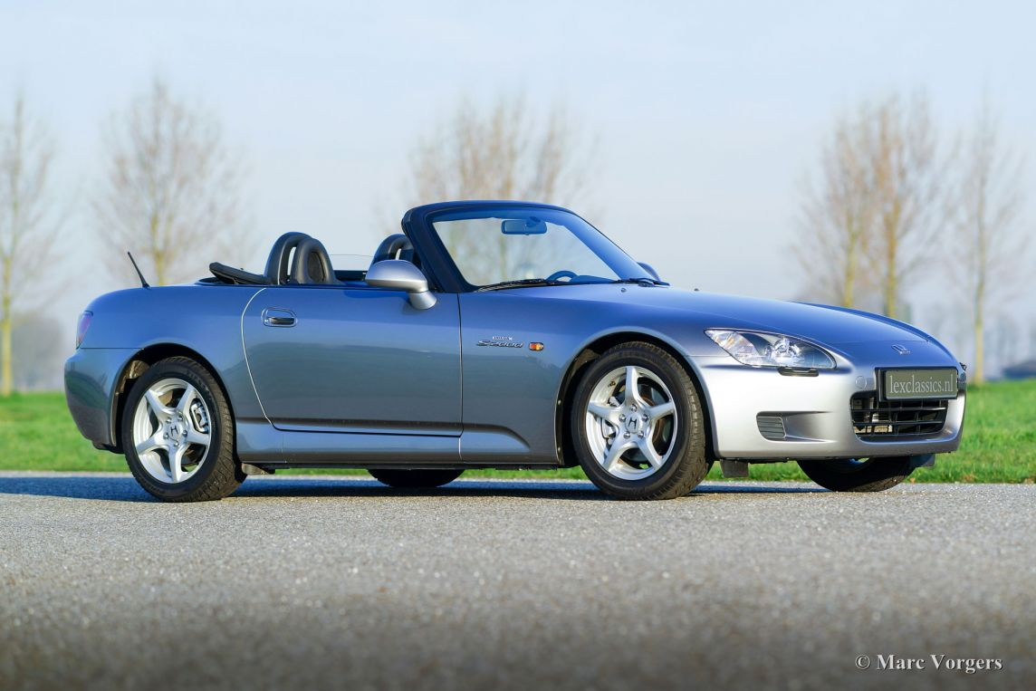 honda s2000 2000 welcome to classicargarage. Black Bedroom Furniture Sets. Home Design Ideas