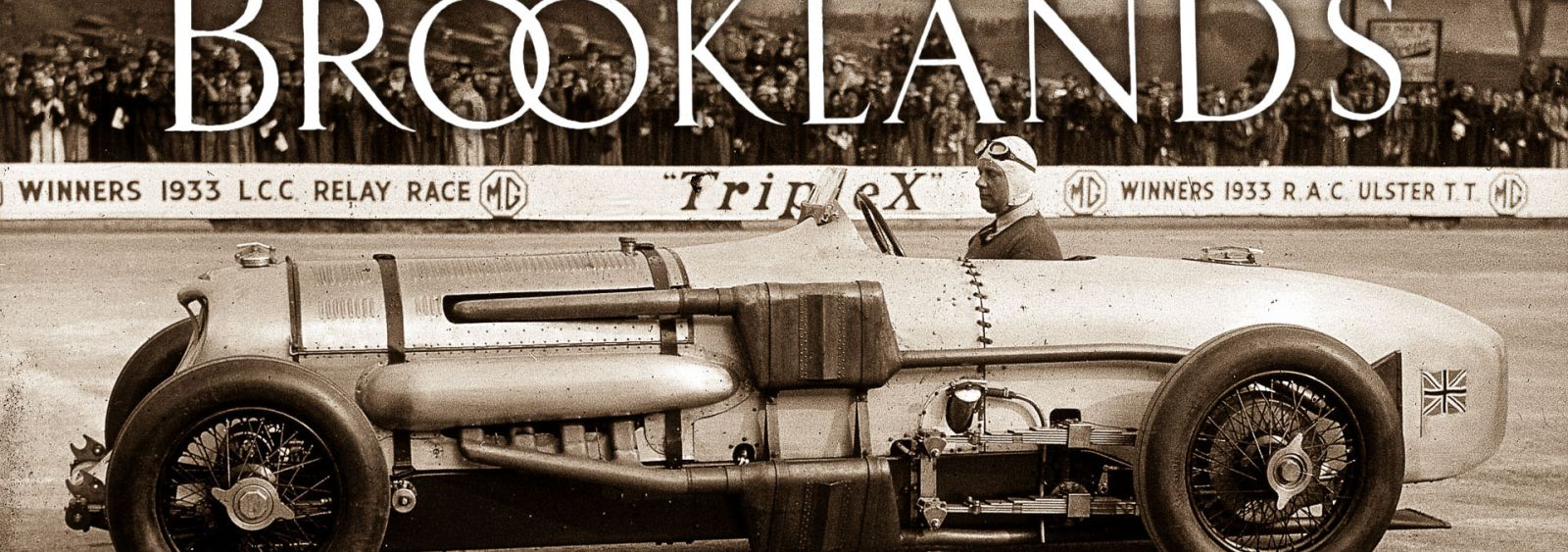 Brooklands Giants: Men