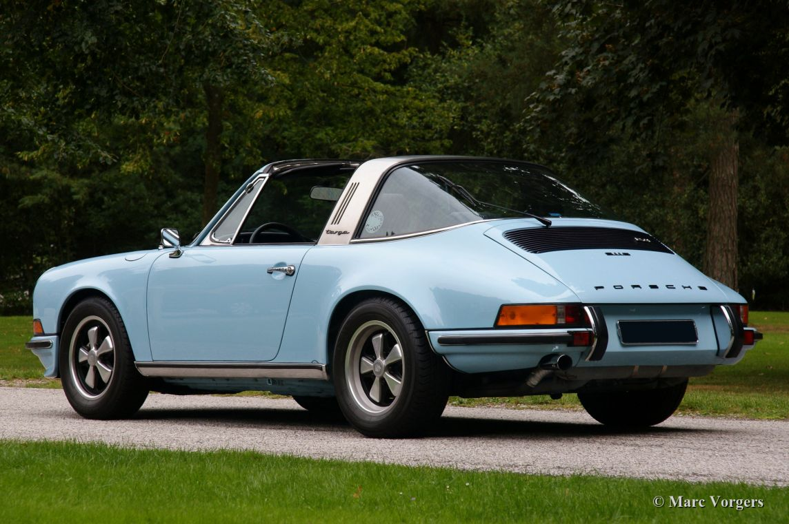 Porsche 911 2 4 S Targa 1973 Welcome To Classicargarage