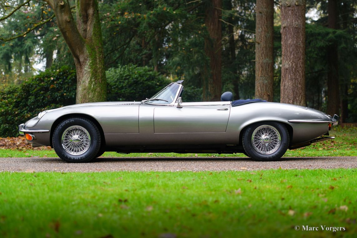 Jaguar Xjs V12 >> Jaguar E-type V12 roadster, 1971 - Welcome to ClassiCarGarage