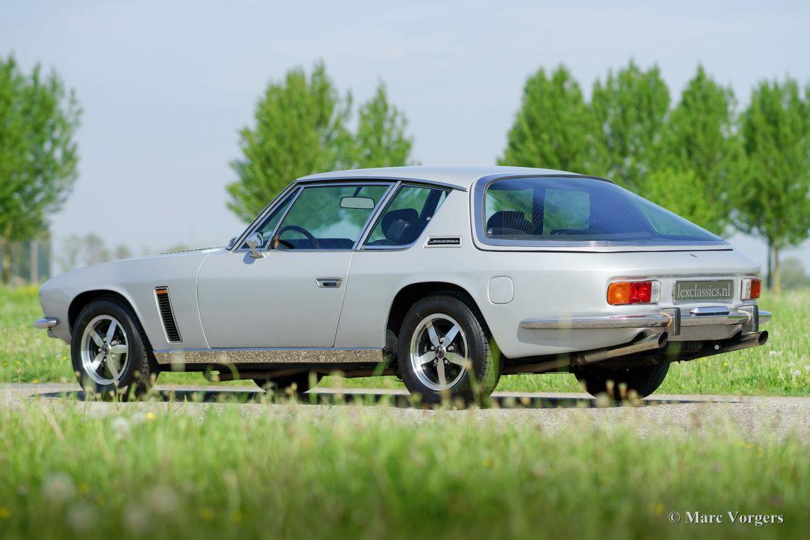 Car Sales Garages >> Jensen Interceptor S3, 1974 - Welcome to ClassiCarGarage