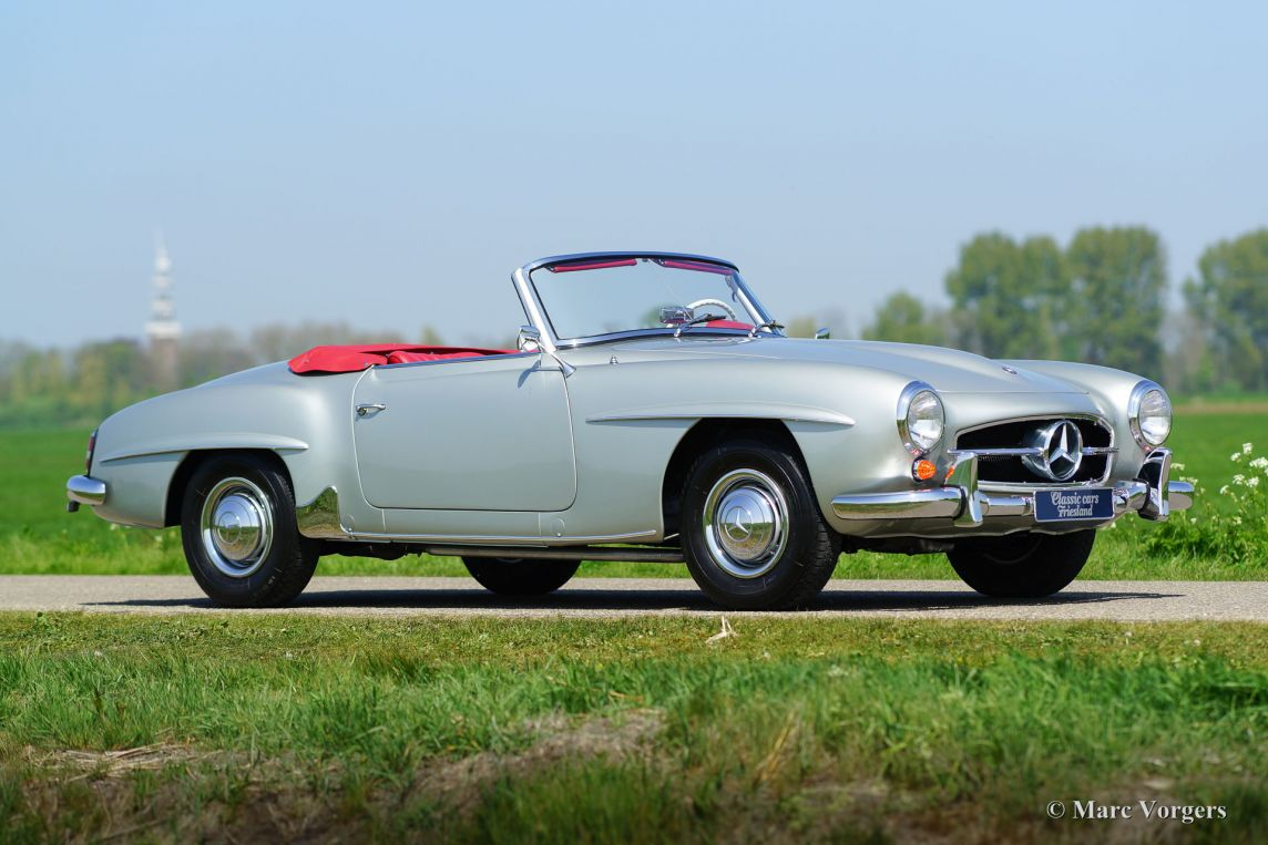Mercedes benz 190 sl 1958 welcome to classicargarage for Where do they make mercedes benz