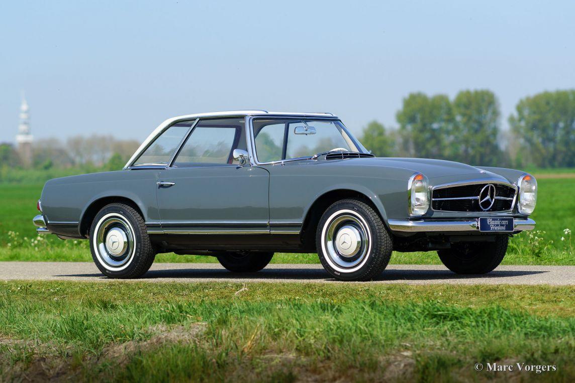 Mercedes benz 230 sl pagode 1967 classicargarage de for Where do they make mercedes benz