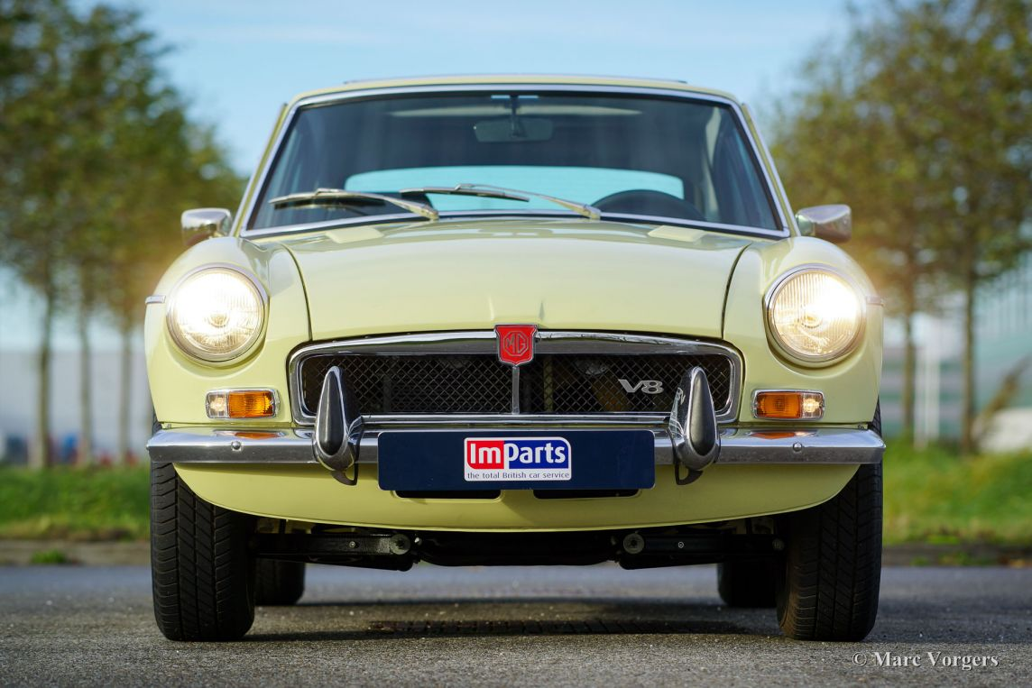 Mg Cars For Sale >> MG MGB GT V8, 1972 - Welcome to ClassiCarGarage