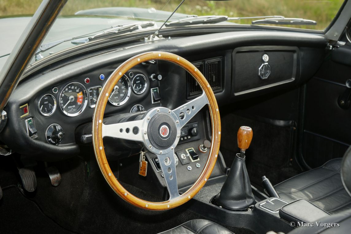 MG MGB roadster, 1972 - Welcome to ClassiCarGarage