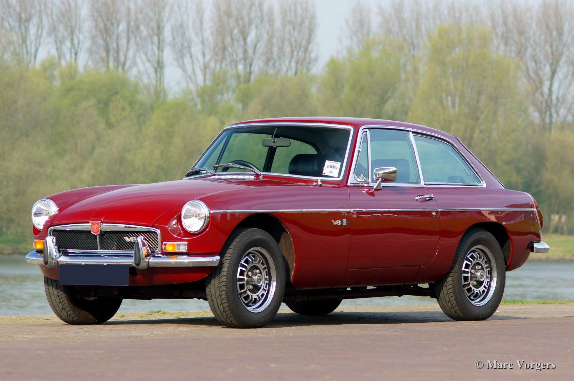 MG MGB GT V8, 1974 - Welcome to ClassiCarGarage
