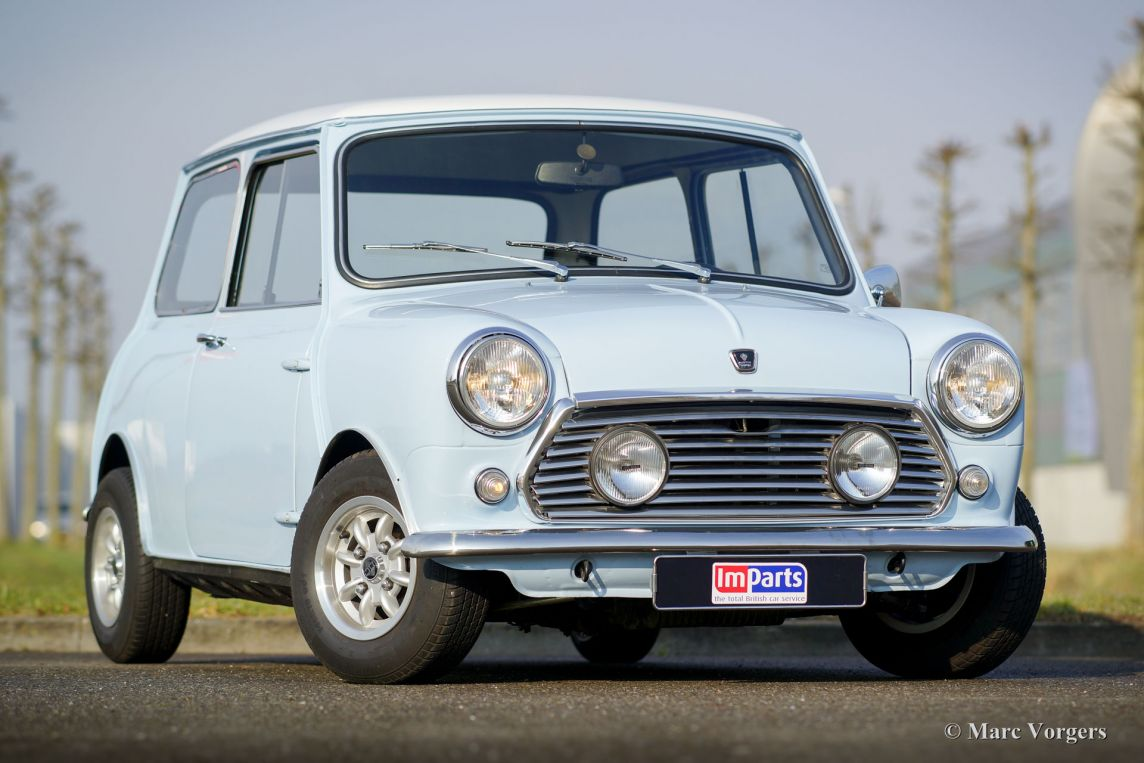 Austin mini cooper mk 2 1968 welcome to classicargarage for Garage mini 77