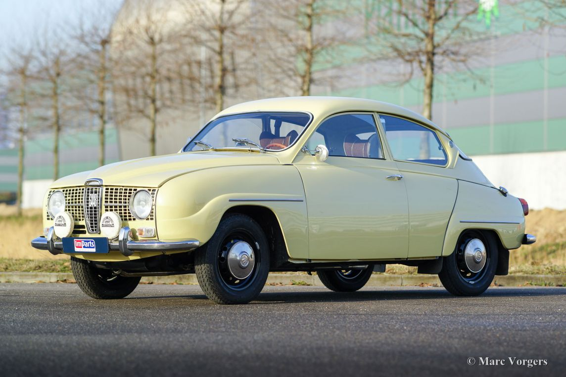 SAAB 96 850 Special, 1966 - Welcome to ClassiCarGarage