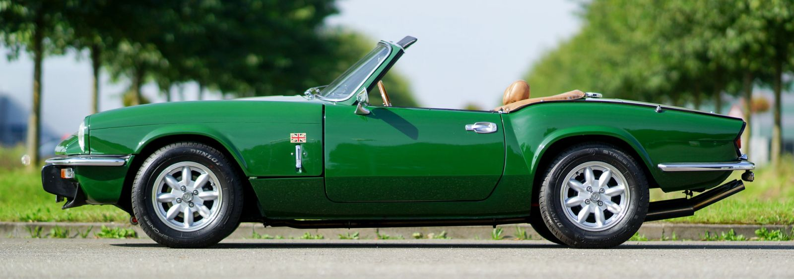 Triumph Spitfire 1500 TC, 1978 - Welcome to ClassiCarGarage