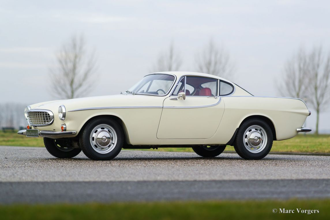 Volvo 1800 S, 1966 - Welcome to ClassiCarGarage