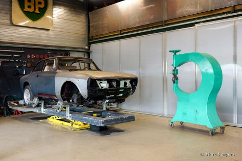 Alfa Romeo Giulia GT junior project