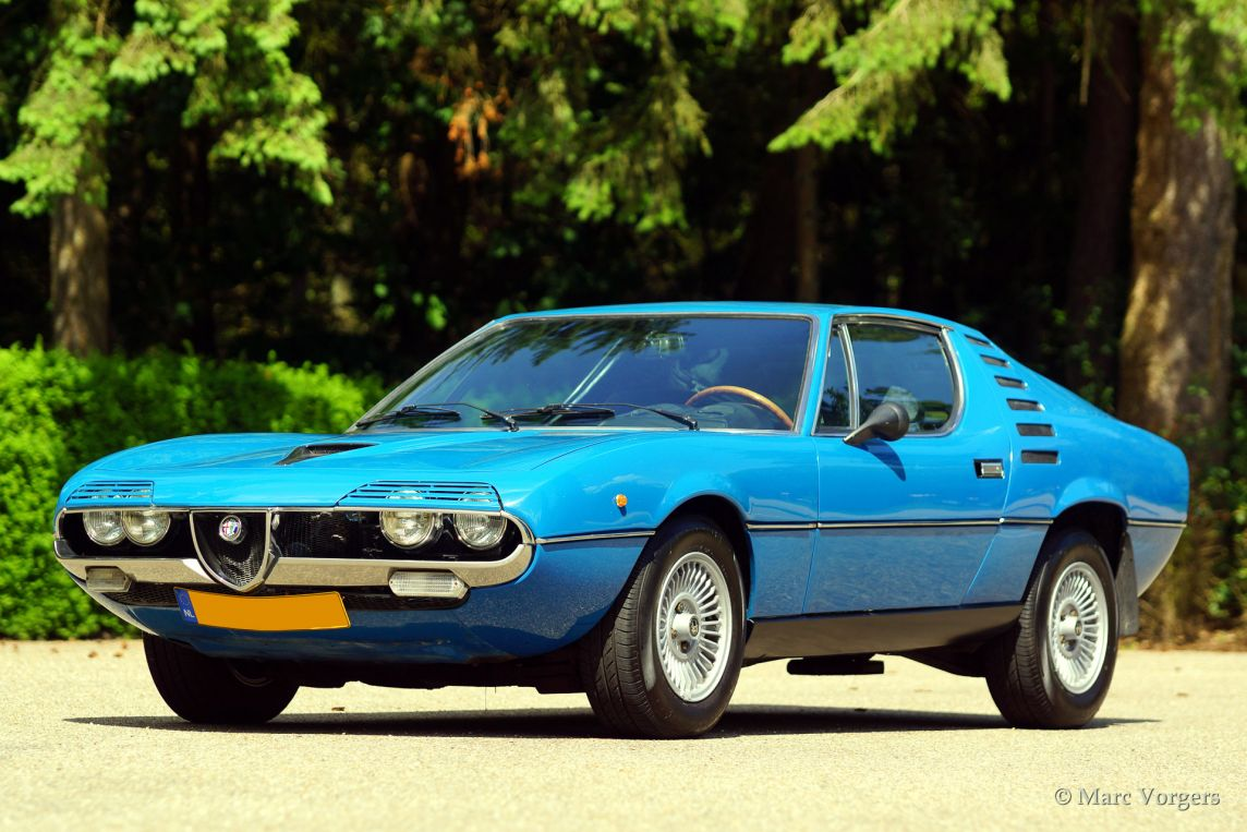 alfa romeo montreal 1973 welcome to classicargarage. Black Bedroom Furniture Sets. Home Design Ideas