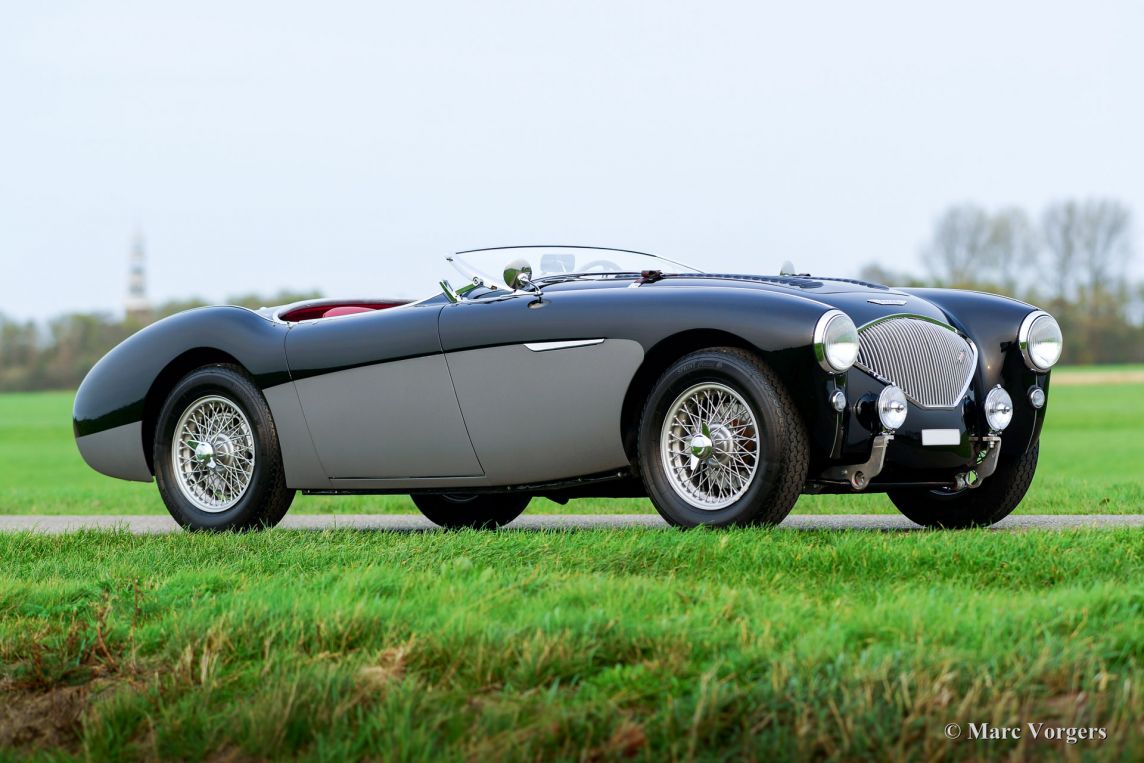 Austin Healey 3000 >> Austin Healey 100/4 BN2 'M - Le Mans', 1955 - Welcome to ClassiCarGarage