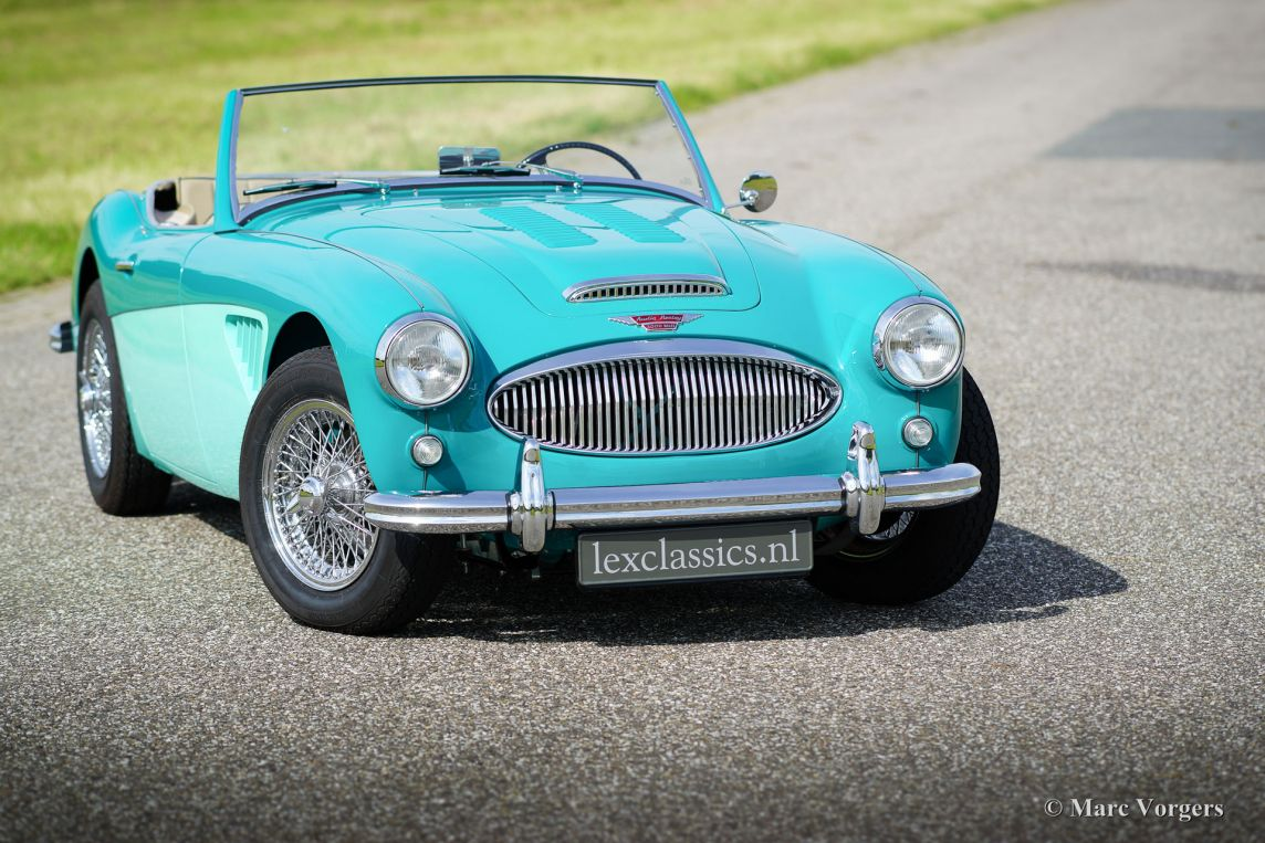 austin healey 3000 mk 2 1961 welcome to classicargarage. Black Bedroom Furniture Sets. Home Design Ideas