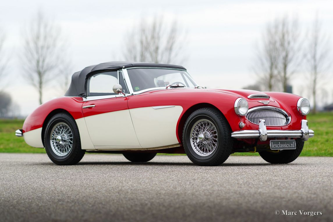 austin healey 3000 mk iia 1963 classicargarage fr. Black Bedroom Furniture Sets. Home Design Ideas