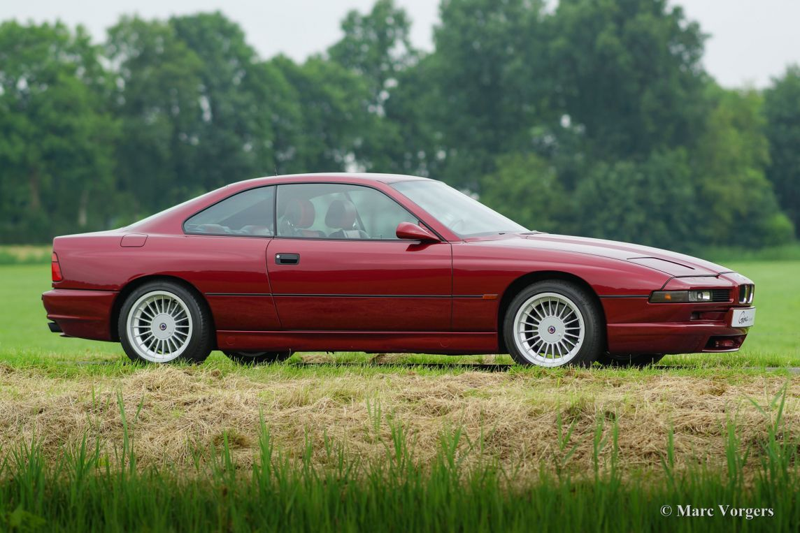 BMW 850 Ci V12, 1995 - Welcome to ClassiCarGarage