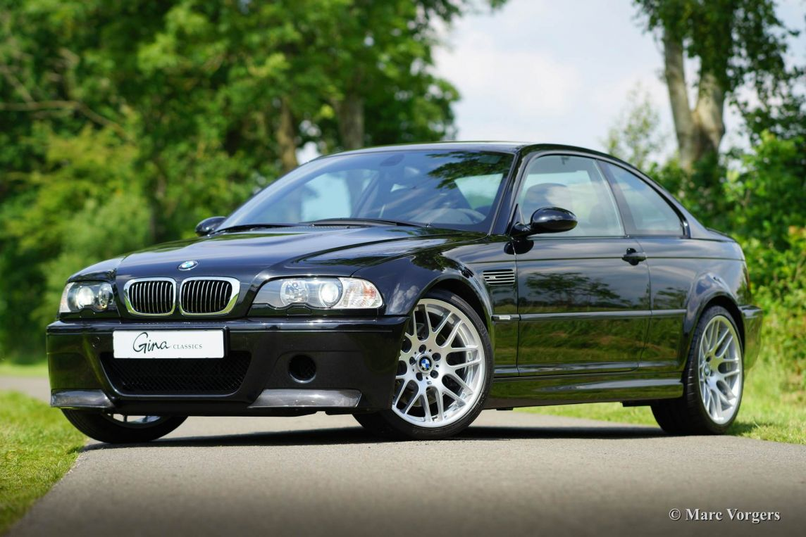 BMW M3 CSL, 2003 - Welcome to ClassiCarGarage