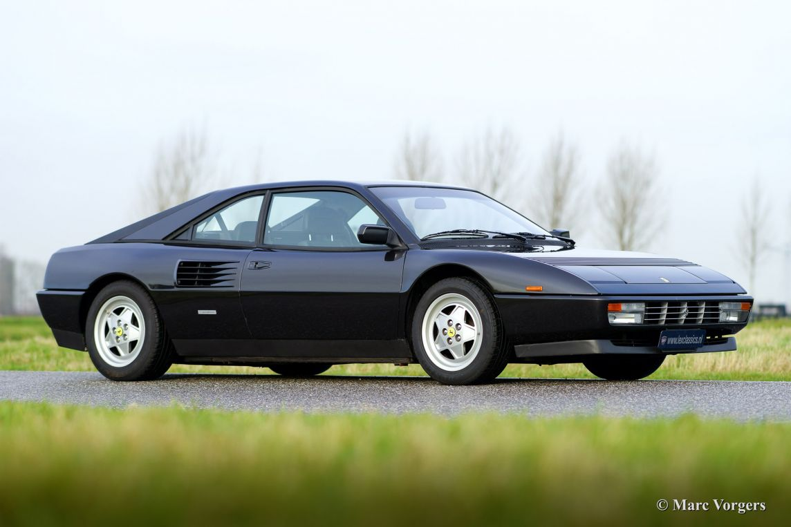 Ferrari Mondial T 1993 Welcome To ClassiCarGarage