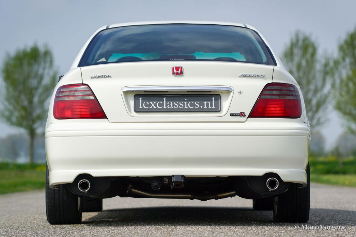 Accord For Sale >> Honda Accord Type-R, 1999 - Welcome to ClassiCarGarage