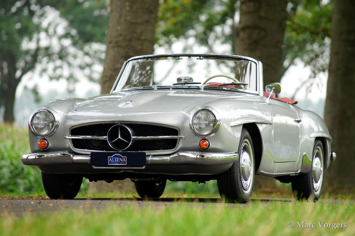 Mercedes benz 190 sl 1960 welcome to classicargarage for Mercedes benz 663