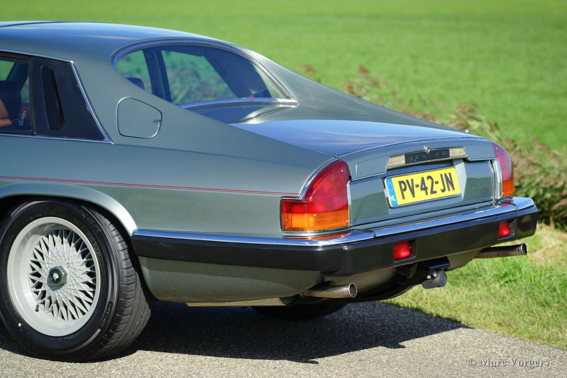 Jaguar Xjs V12 >> Jaguar XJS V12 HE coupe, 1986 - Welcome to ClassiCarGarage