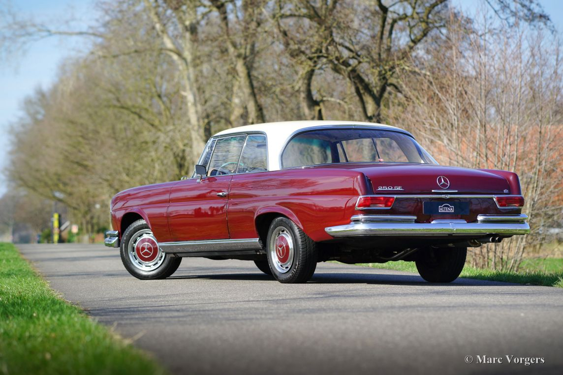 Mercedes benz 250 se coupe 1968 welcome to classicargarage for Mercedes benz 250 se
