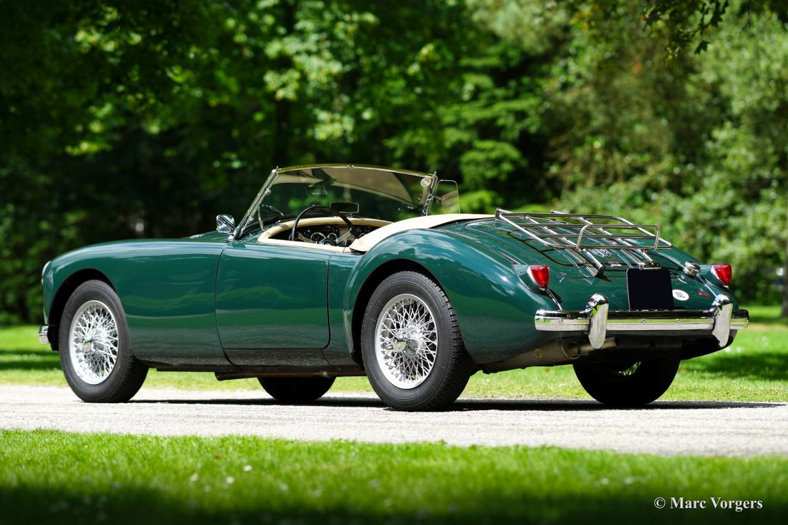 Mg Mga 1500 Roadster 1955 Welcome To Classicargarage