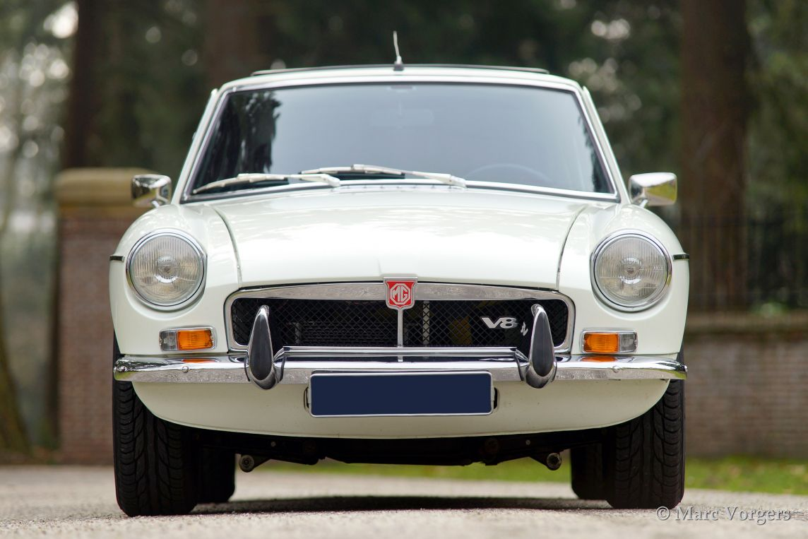 Mg Cars For Sale >> MG MGB GT V8, 1975 - Welcome to ClassiCarGarage