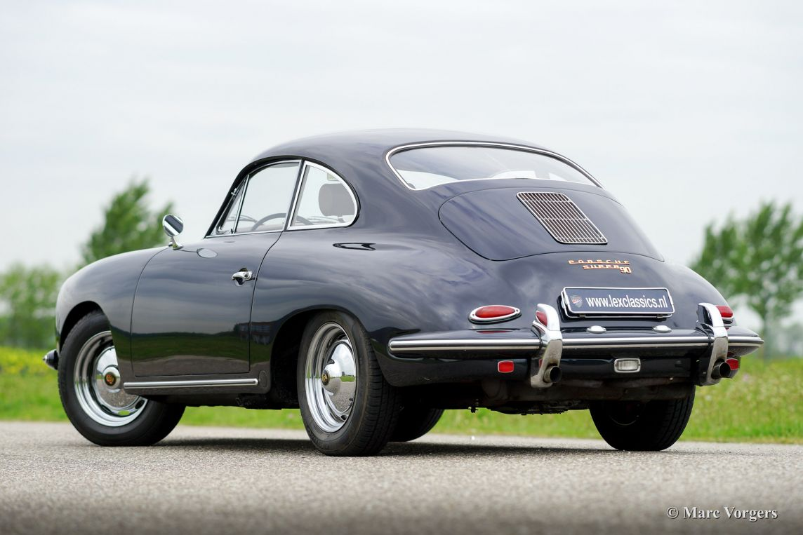 Porsche 356 B T5 Coupe 1959 Welcome To ClassiCarGarage