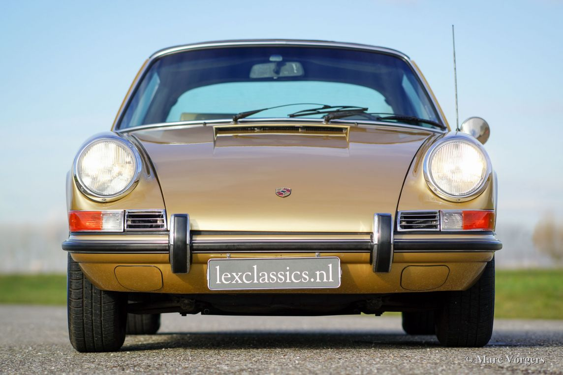 Porsche 911 T Targa 1971 Welcome To Classicargarage
