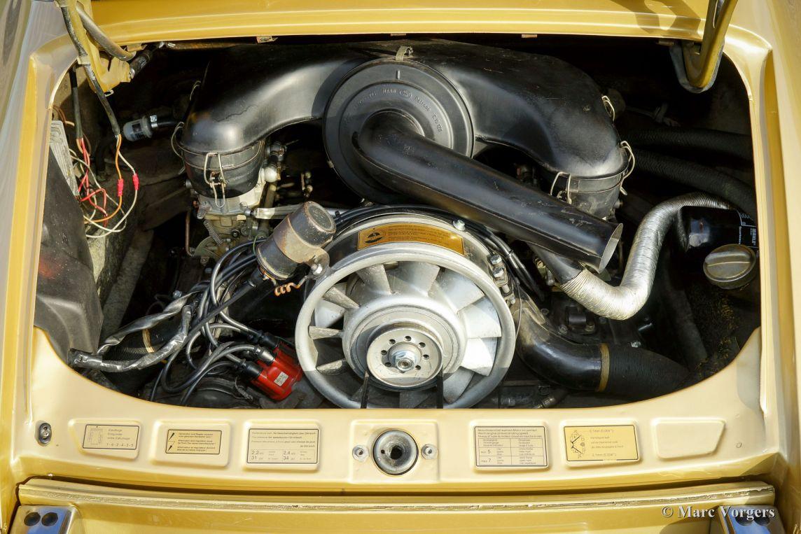 Porsche 911 T Targa 1971 Welcome To Classicargarage