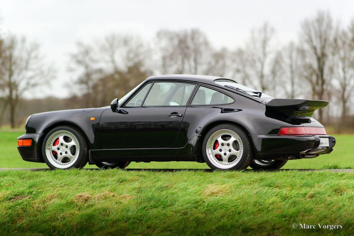 Porsche Targa For Sale >> Porsche 911 (964) 3.6 Turbo, 1993 - Welcome to ClassiCarGarage