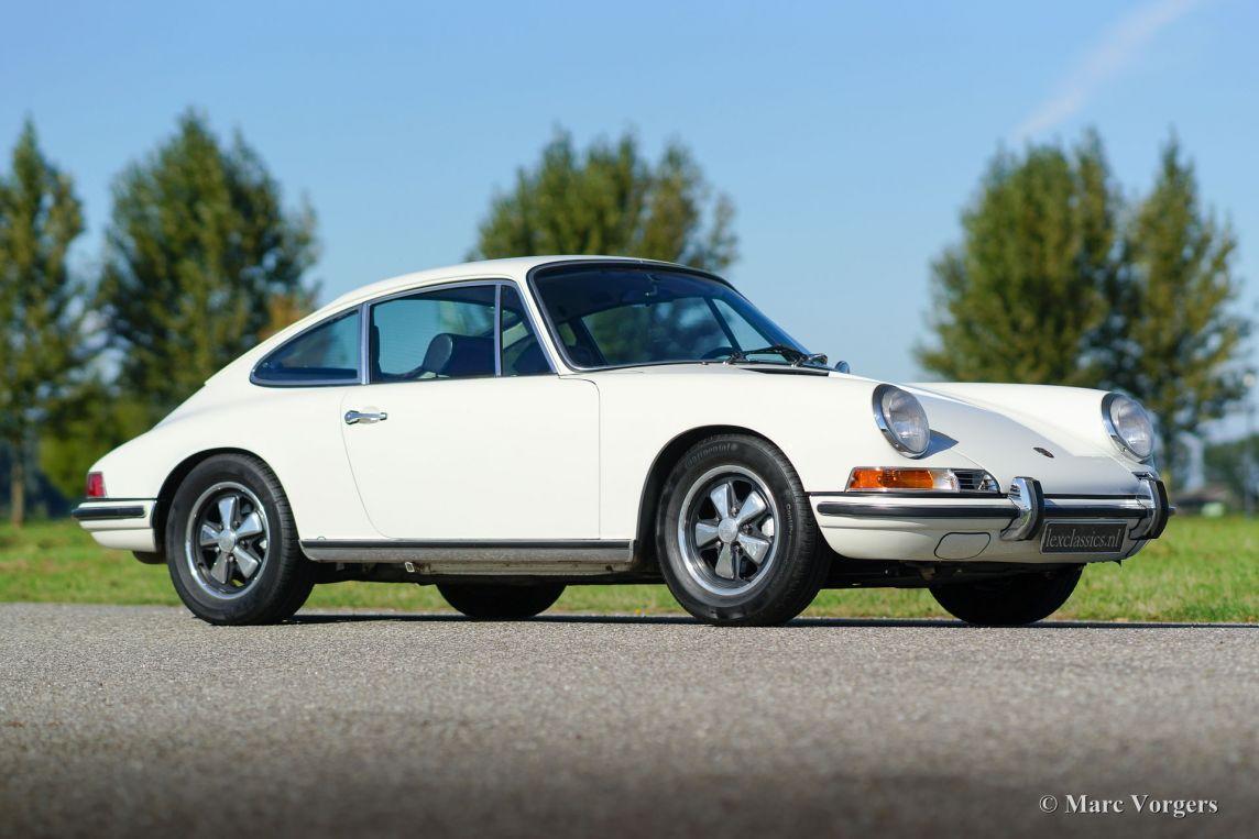 porsche 911 t, 1970 - welcome to classicargarage