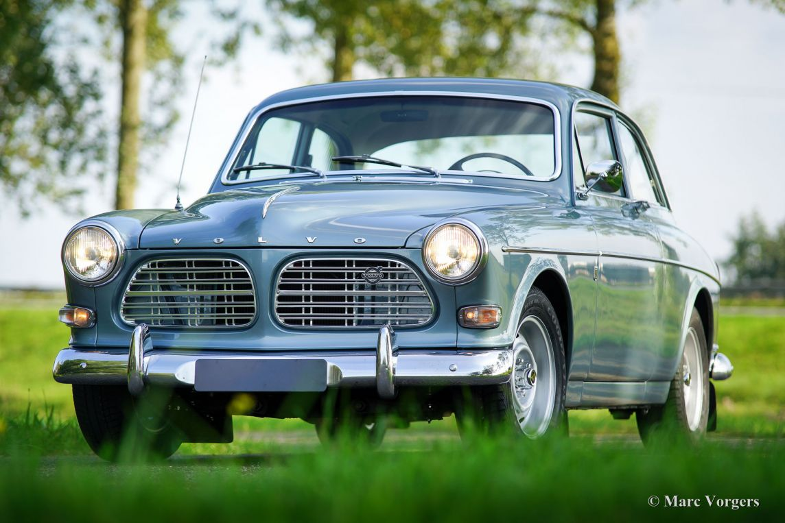 Volvo 121 'Amazon', 1966 - Welcome to ClassiCarGarage
