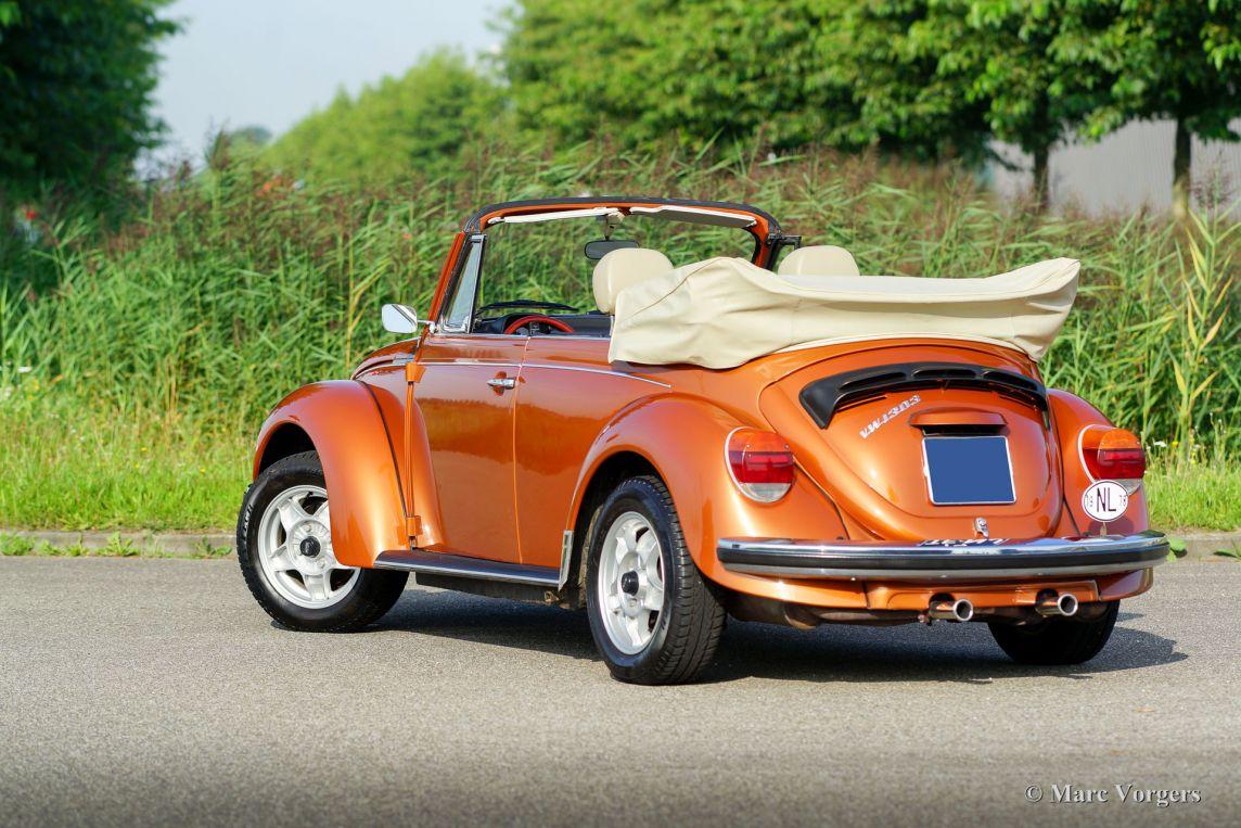 Volkswagen Beetle Convertible For Sale >> Volkswagen 'Beetle' 1303 cabriolet, 1978 - Welcome to ...