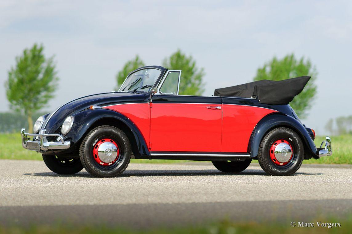 1967 Vw Bug >> Volkswagen 'Beetle' 1300 cabriolet, 1967 - Welcome to ClassiCarGarage