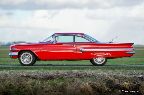 Chevrolet Impala Coupe, 1960