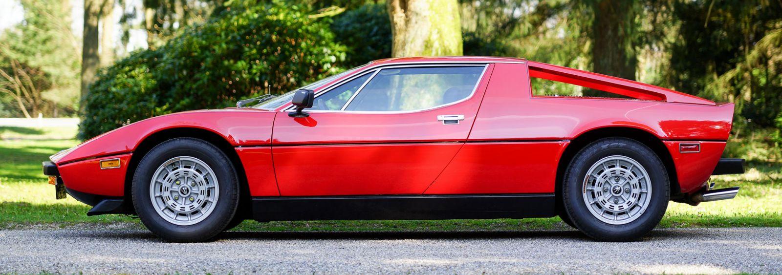 Maserati Merak Ss 1979 Welcome To Classicargarage