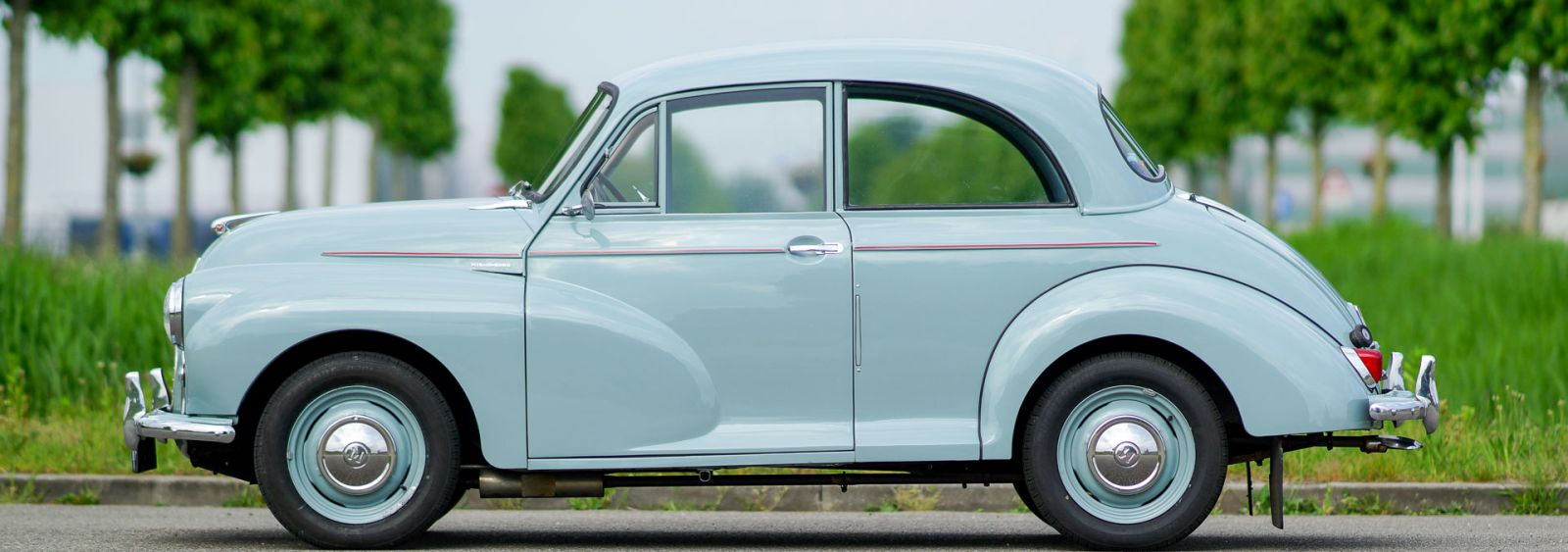 Morris Minor 1000, 1959 - Welcome to ClassiCarGarage