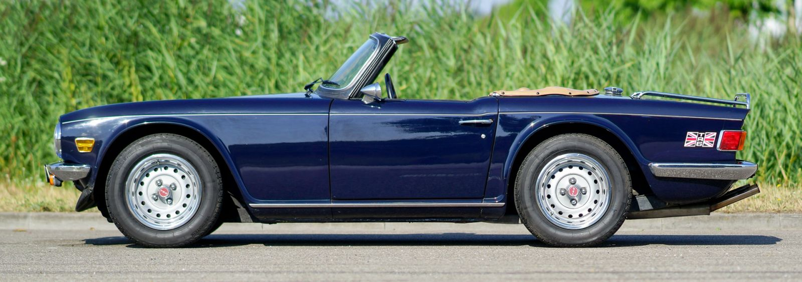 Triumph TR6, 1976 - Welcome to ClassiCarGarage