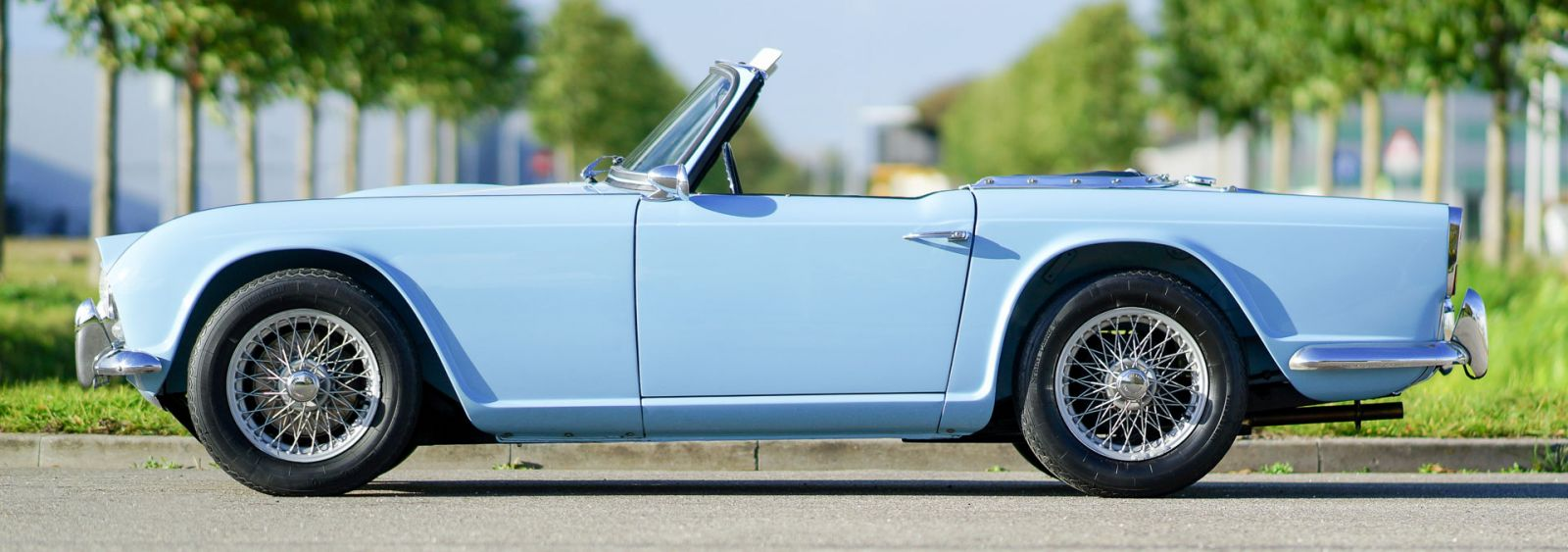 Triumph TR4, 1962 - Welcome to ClassiCarGarage