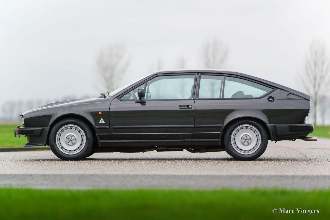 Alfa Romeo Alfetta Gtv C F A