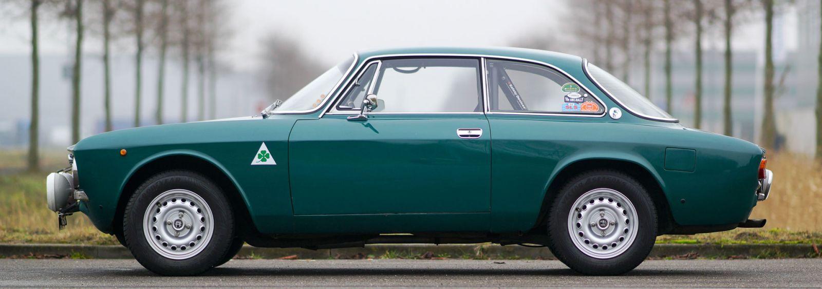 Alfa Romeo Giulia 2000 GTV, 1971