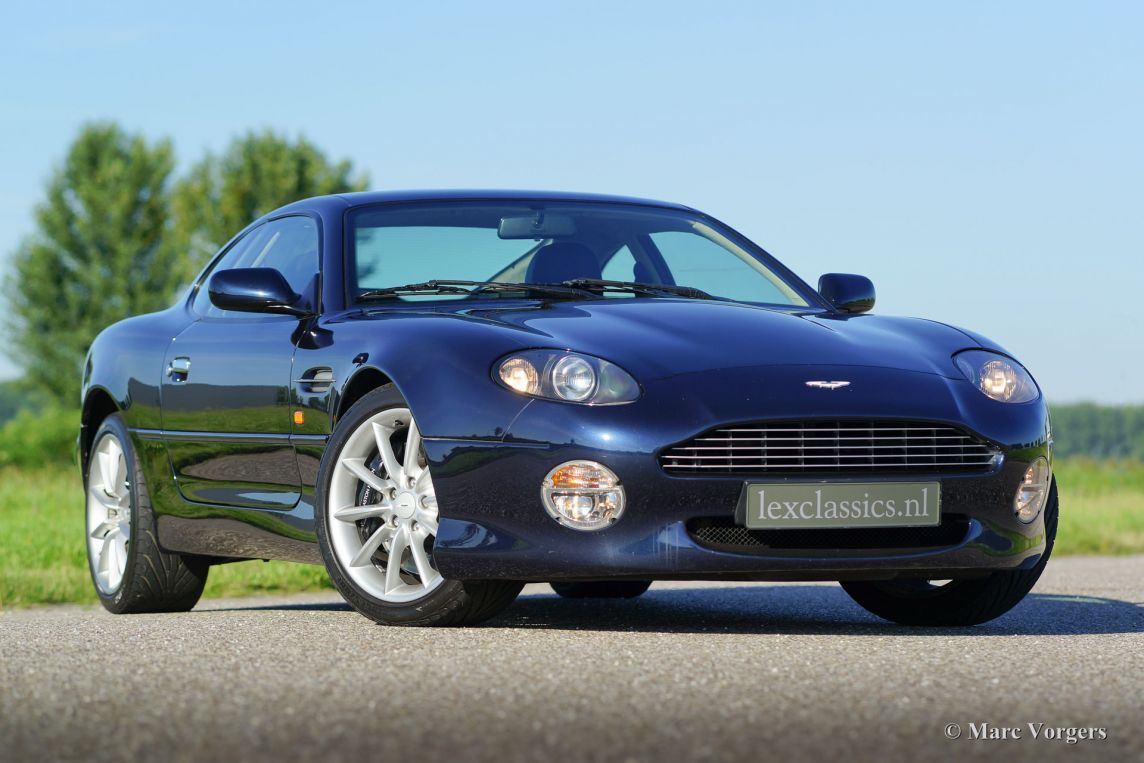 Aston Martin Db7 Vantage 2002 Welcome To Classicargarage