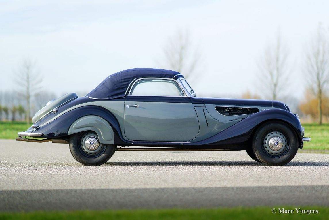 Bmw 327 28 Sport Kabriolett 1938 Welcome To Classicargarage