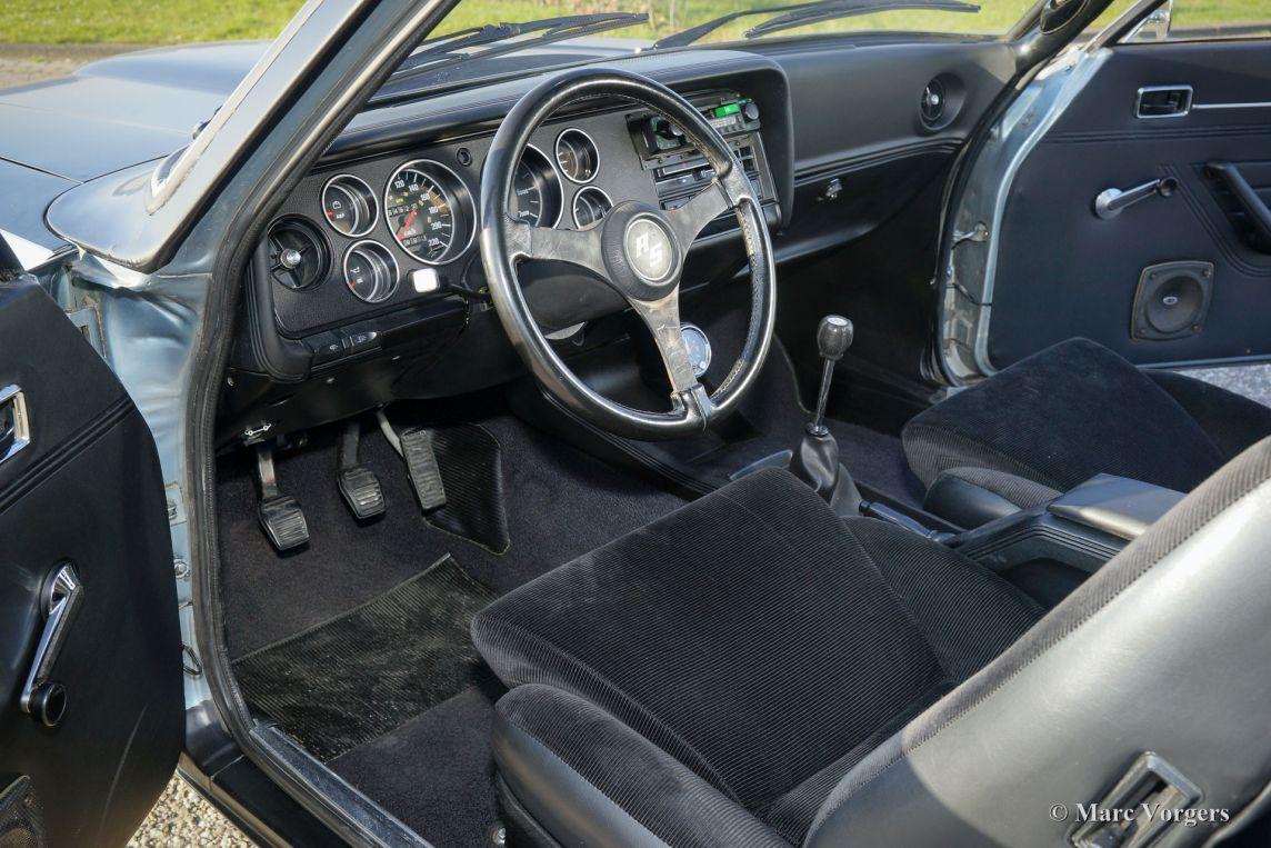 Ford Capri Rs D Ba